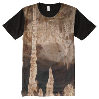 Carlsbad Caverns - Totem Pole All-Over Print T-shirt