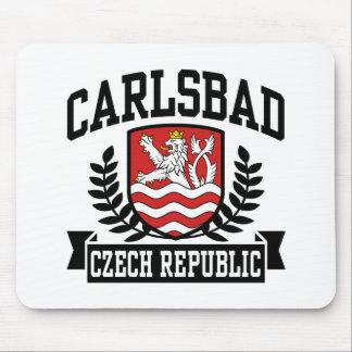 Carlsbad Mouse Pad