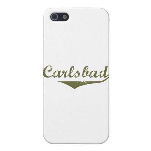 Carlsbad Revolution t shirts Cover For iPhone 5