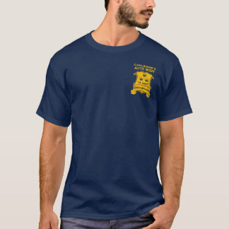 Carlsson auto body  - gold T-Shirt