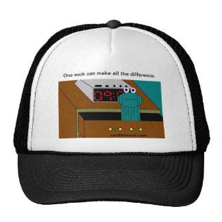 carlthesocklogo2 trucker hat