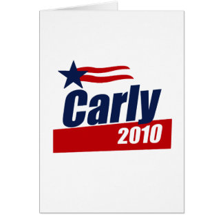 Carly 2010 greeting cards