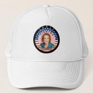 Carly 2016 trucker hat