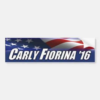 Carly Fiorina '16 Pegatina Para Auto