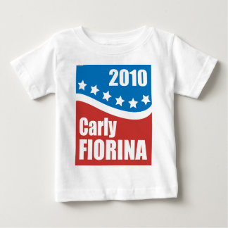 Carly Fiorina 2010 Tee Shirt