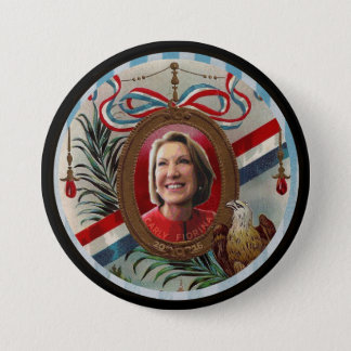 Carly Fiorina 2016 Button