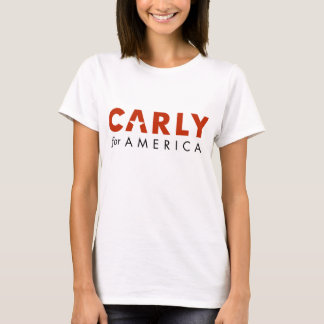 CARLY FIORINA for President 2016 shirt