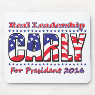 Carly Fiorina for President Mouse Pad