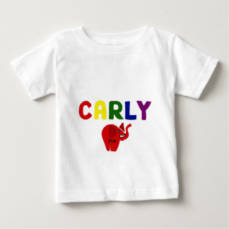 Carly Fiorina for President Original Art Baby T-Shirt