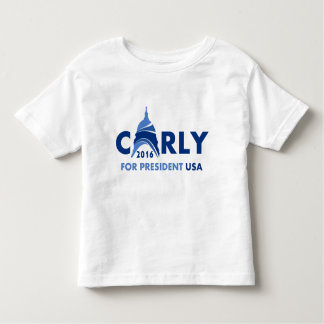 Carly Fiorina For President T-shirts
