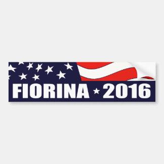 Carly Fiorina President in 2016 Bumper Sticker