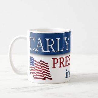 Carly Fiorina President in 2016 Coffee Mug