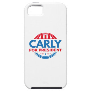 Carly For President iPhone SE/5/5s Case