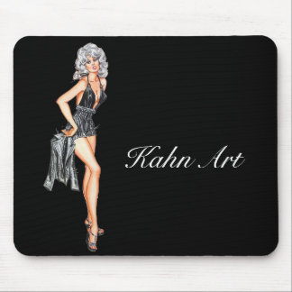 Carly Mouse Pad