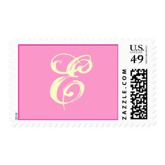Carly Rebecca Bat Mitzvah Sweet 16 Pink Postage