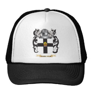 Carlyle Coat of Arms (Family Crest) Trucker Hat