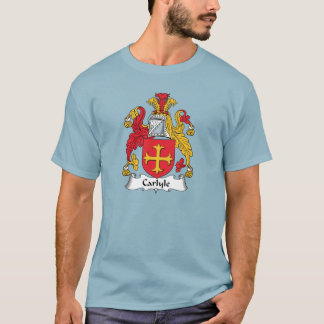 Carlyle Family Crest T-Shirt