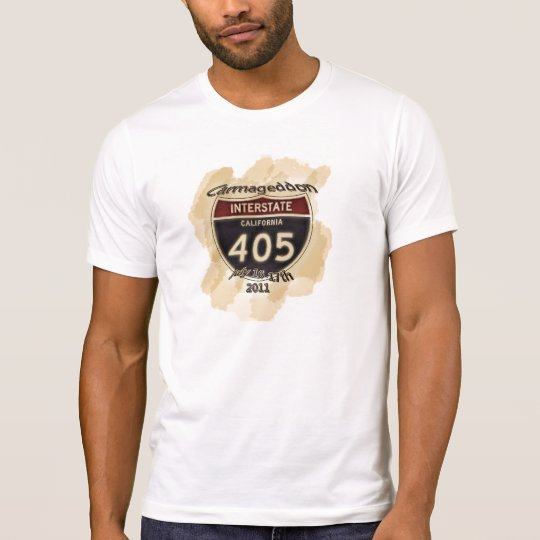Carmageddon 405 Closure T-Shirt