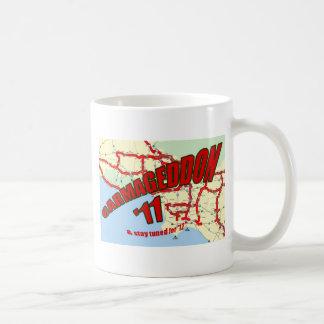 CARMAGEDDON 405 Gridlock in Los Angeles Get it now Coffee Mug