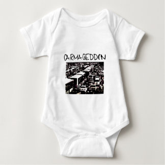carmageddon baby bodysuit