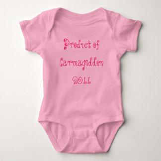 Carmageddon Baby T-shirts
