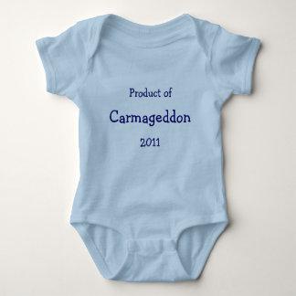 Carmageddon Baby Shirt