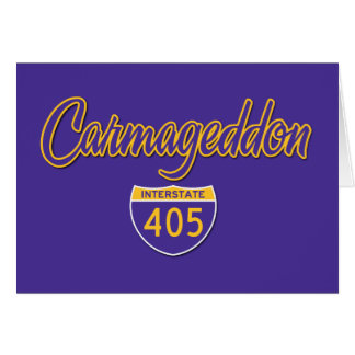 Carmageddon Card