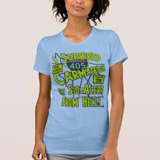 Carmageddon - cierre de Los Ángeles 405 Camiseta