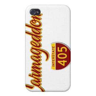 Carmageddon iPhone 4/4S Carcasa