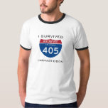 Carmageddon - julio de 2011 camiseta del campanero remera