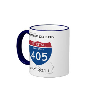 Carmageddon - July 2011 Mug