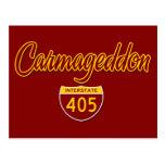 Carmageddon Post Card