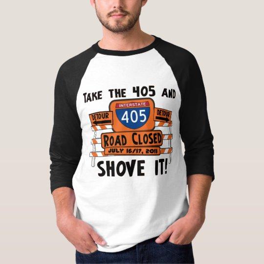 Carmageddon - Take the 405 T-Shirt