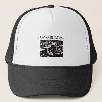 carmageddon trucker hat