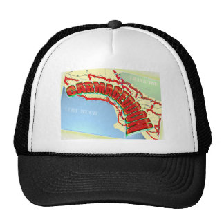 Carmageddon Will Los Angeles Freeways be the same? Trucker Hat