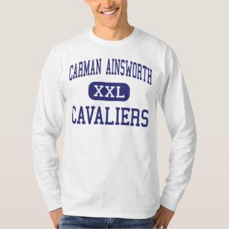 Carman Ainsworth - Cavaliers - Junior - Flint T-Shirt