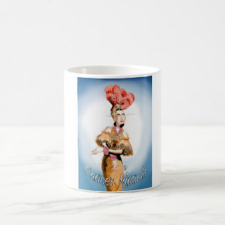 Carman Miranda Illustration Mug