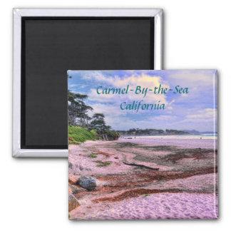 Carmel Beach Magnet