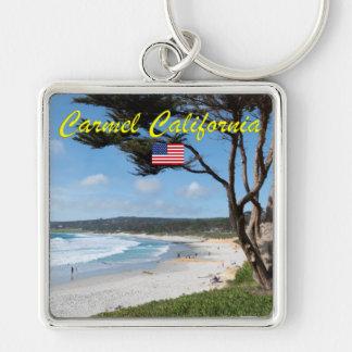CARMEL BY THE SEA - MONTEREY CALIFORNIA USA KEYCHAIN