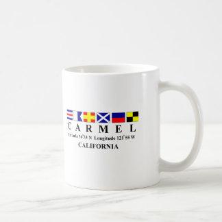 Carmel, California Coffee Mug