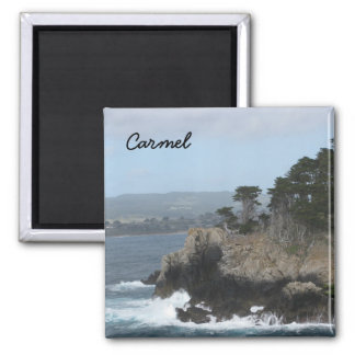 Carmel, California Imán Cuadrado