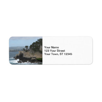 Carmel, California Label