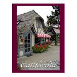 Carmel California Post Card