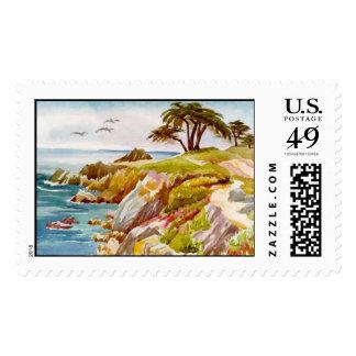 Carmel Coast Stamps