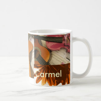 Carmel Coffee Mug