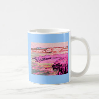 carmel  colors coffee mug