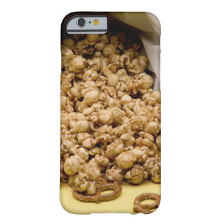 Carmel Corn and pretzels Barely There iPhone 6 Case