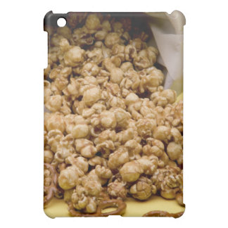 Carmel Corn and pretzels Cover For The iPad Mini