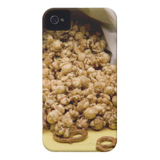 Carmel Corn and pretzels iPhone 4 Case-Mate Case