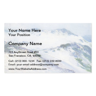 Carmel Dunes by Guy Rose Business Card